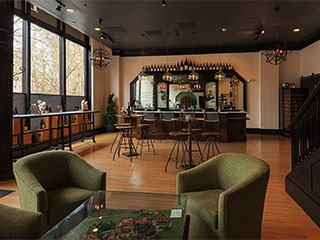 2018 - The Domaine Serene Wine Lounge Opens in Portland