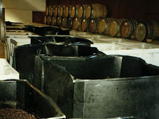 1994 - Carlton barrel room