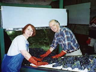 1994 - Sorting Fruit Grace