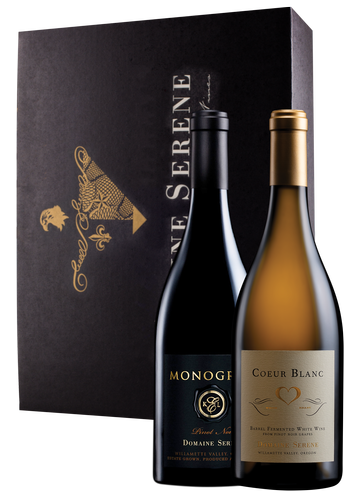 The Light & Dark Side of Pinot Noir Gift Set Image