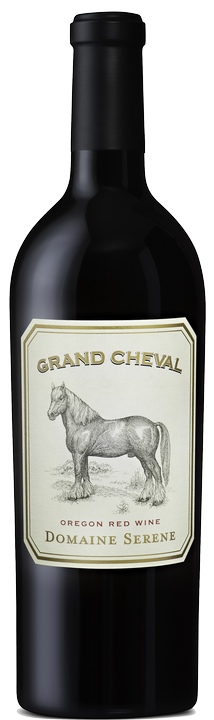 2016 Domaine Serene, 'Grand Cheval' Oregon Red Wine, Walla Walla Valley & Dundee Hills, Oregon