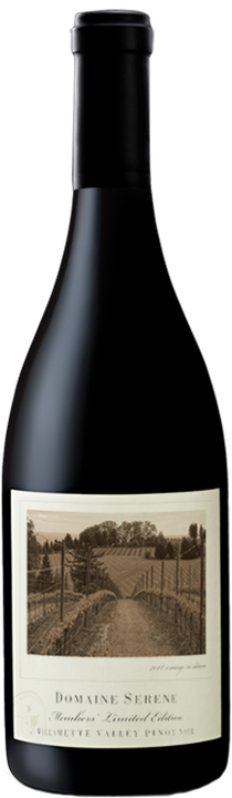 2018 Domaine Serene, 'Members' Limited Edition' 1st Edition Pinot Noir, Willamette Valley, Oregon