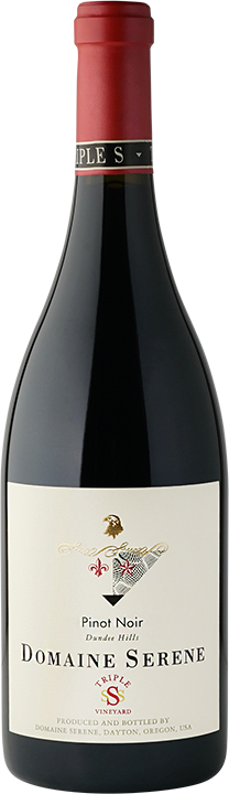 2016 Triple S Vineyard Pinot Noir 750ml