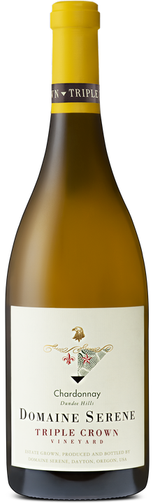 2018 Domaine Serene, Triple Crown Vineyard Chardonnay 750ml